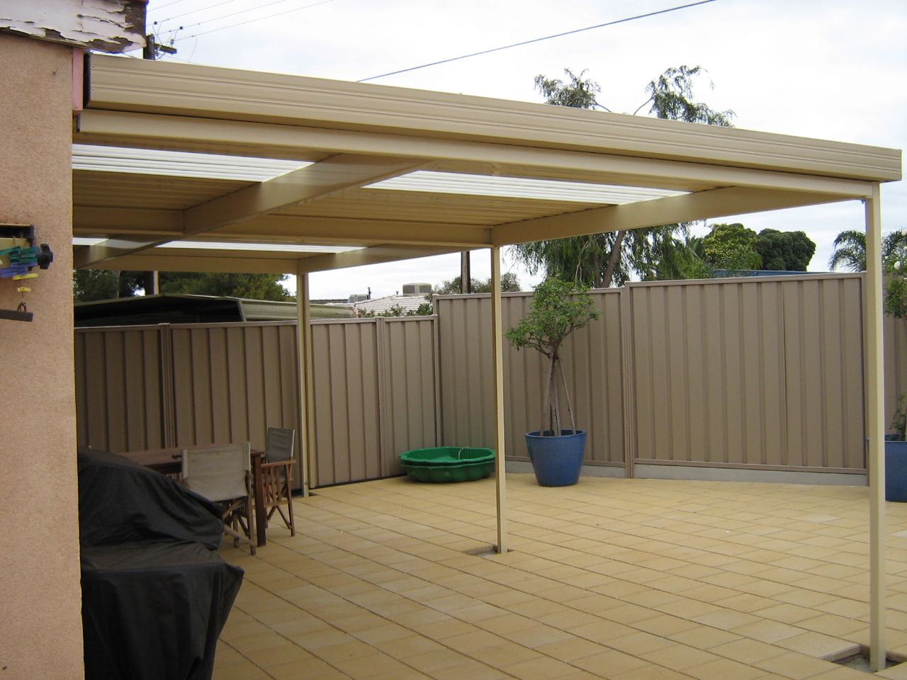 Carports And Verandahs Made From Quality Colourbond Steel