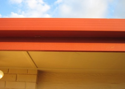 Terracotta facia gutter Hallett Cove