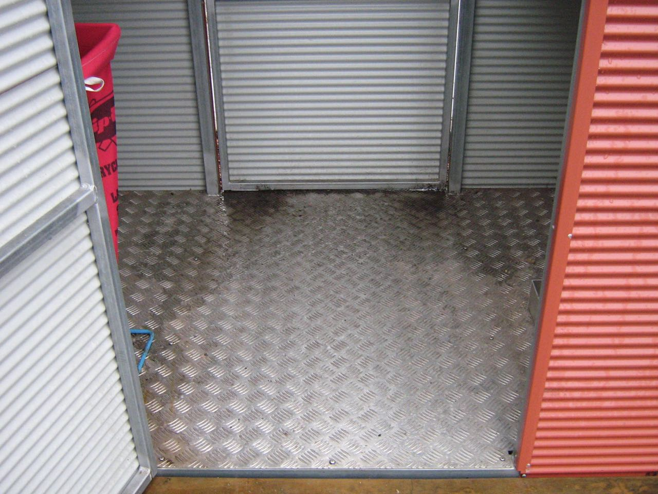 Garages Amp Sheds Basic Steel Adelaide